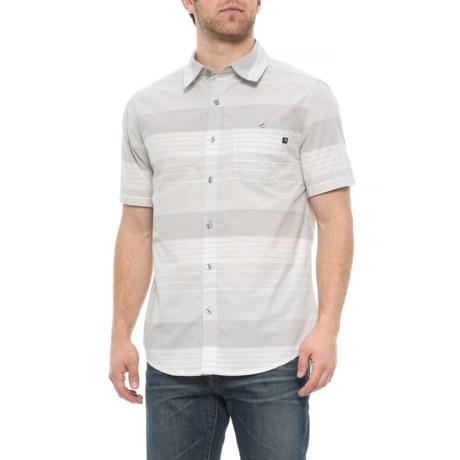 Image of Barker Shirt - Organic Cotton, Short Sleeve (For Men)