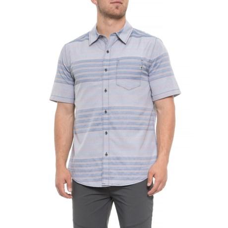 Image of Barnabe Shirt - UPF 50, Short Sleeve (For Men)