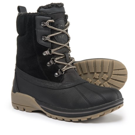 Image of Barns Snow Boots - Waterproof, Leather (For Men)