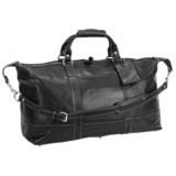 Barrington Captain's Bag- Leather