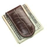 Barrington The Junior Money Clip - Leather