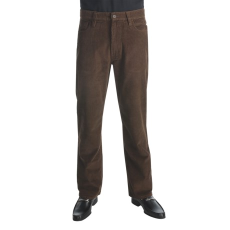 Barry Bricken Corduroy Pants - 5-Pocket (For Men) in Black