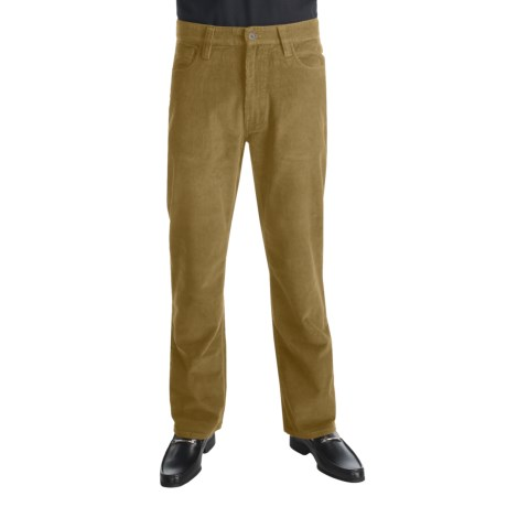 Barry Bricken Corduroy Pants - 5-Pocket (For Men) in Saddle