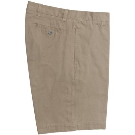 Barry Bricken Shorts - Cotton Twill (For Men) in Khaki