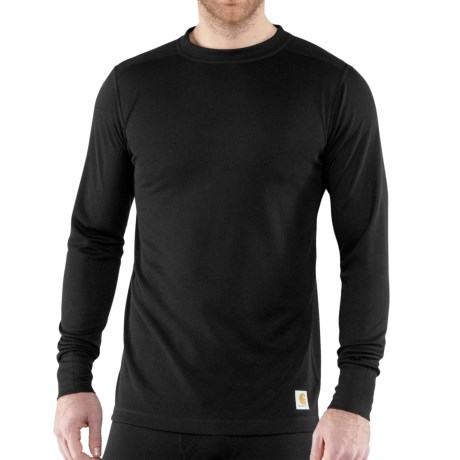 Base Force(R) Cold-Weather Thermal Shirt - Long Sleeve, Factory Seconds (For Big and Tall Men) thumbnail