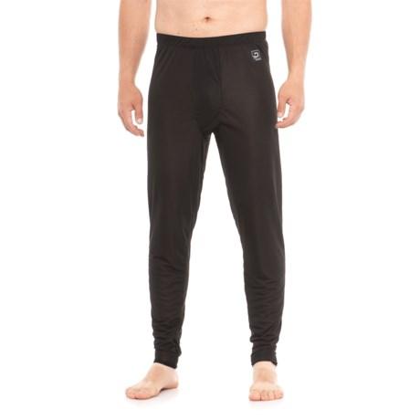 Base Layer Pants (For Men) - BLACK (M ) thumbnail