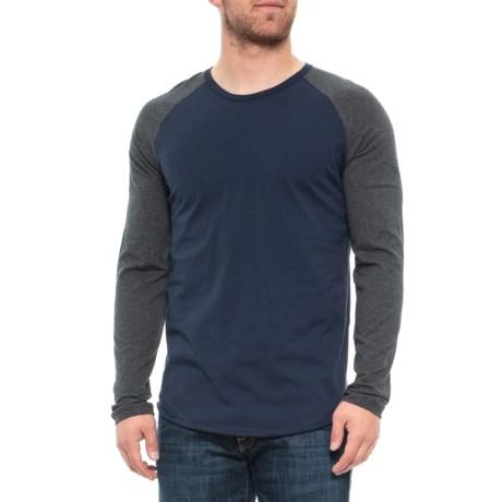 Image of Baseball T-Shirt - Long Sleeve (For Men)