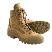 """Bates Hot Weather Combat Hiker Boots - 8"""" (For Men) in Olive Mojave - 2nds"""