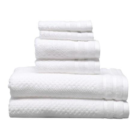 Image of Bath Towel Set - 6-Piece