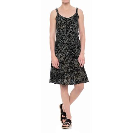 Batik Salsa Dress - Sleeveless (For Women)