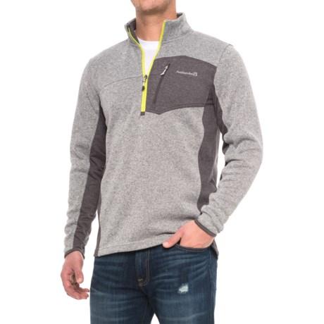 Image of Baxter Sweater - Zip Neck (For Men)