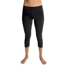 Be Up Agility Capris (For Women) in Black - Closeouts