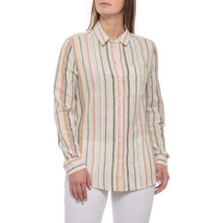 af82a0b838 Beach Lunch Lounge High Tide Charley Shirt - Long Sleeve (For Women) in High