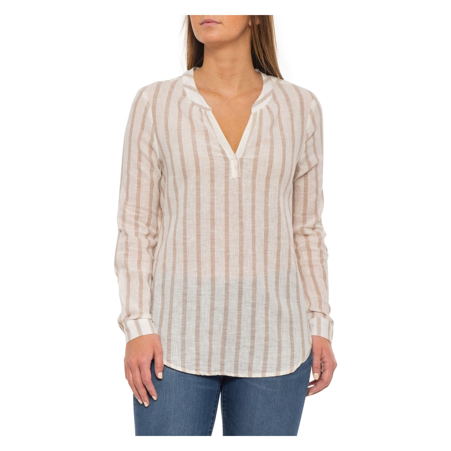 d8bfe63b97 Beach Lunch Lounge Ramie Bee Shirt (For Women) - Save 76%