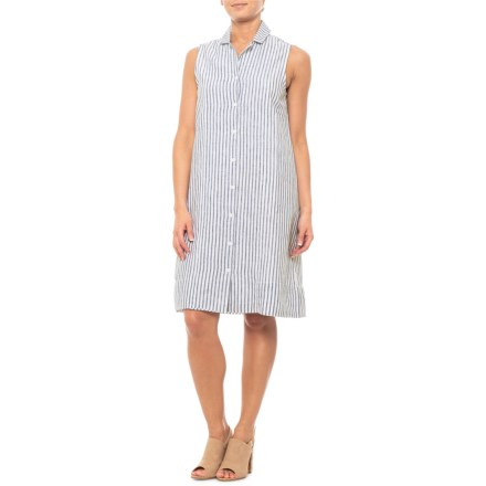 350f006626 Beach Lunch Lounge Sailing Brynn Dress - Sleeveless (For Women) in Sailing  - Closeouts