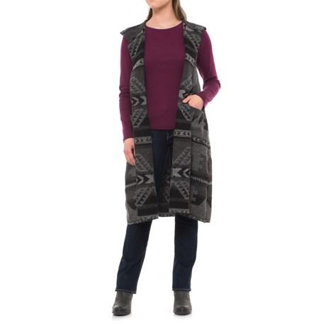 Image of Beacon Blanket Vest (For Women)