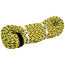Beal Aviator 10.2mm Dry Cover Climbing Rope - 60m in Green - Closeouts