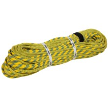 Beal Booster 9.7mm Dry Cover/Safe Control Climbing Rope - 60m in Yellow - Closeouts