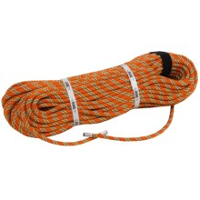 Beal Booster III 9.7mm Classic Standard Climbing Rope - 70m in Light Orange/Gold/Blue - Closeouts