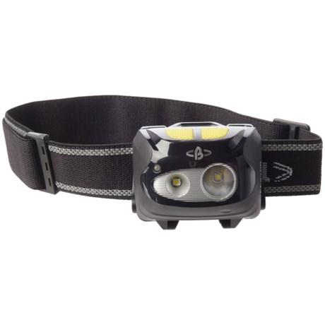 Beal FF210R LED Headlamp - 210 Lumens in Black