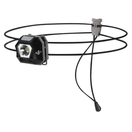 Beal L24 Headlamp - 24 Lumens in Black