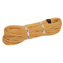 Beal Stinger 9.4mm Golden Dry Climbing Rope - 60m in Anis - Closeouts