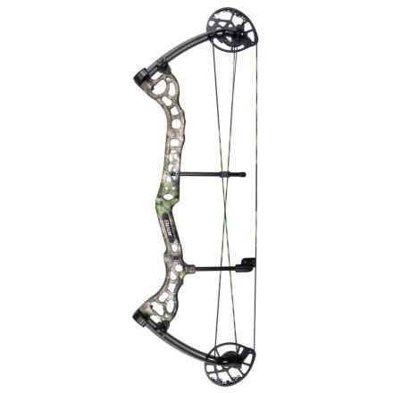 Bear Archery Crux Compound Bow in Realtree Xtra Green - Closeouts