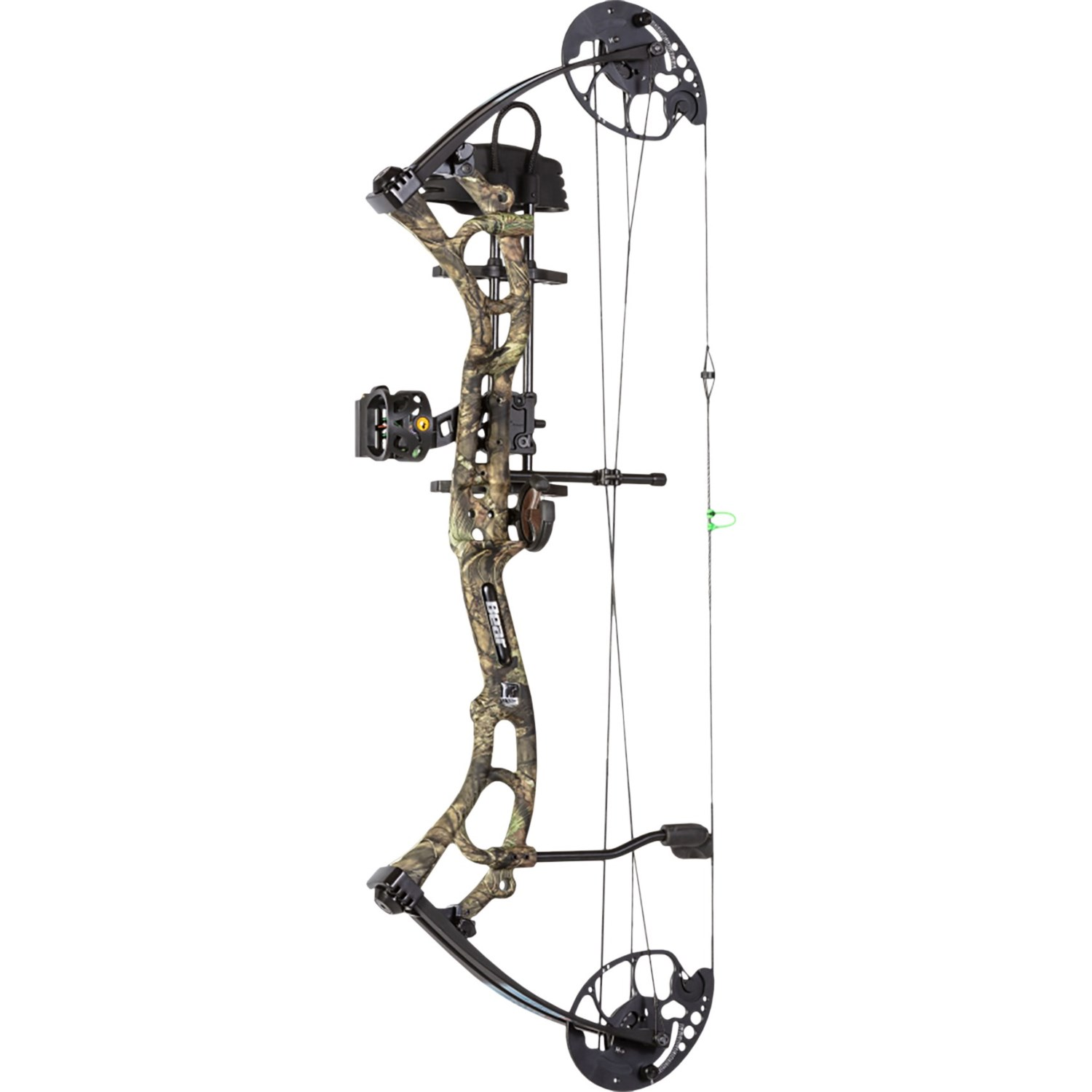 Bear Archery Salute RTH Compound Bow - 50-70 lb  Draw Weight