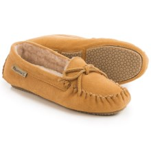 Bearpaw Ashlynn Slippers (For Women) in Dark Honey - Closeouts