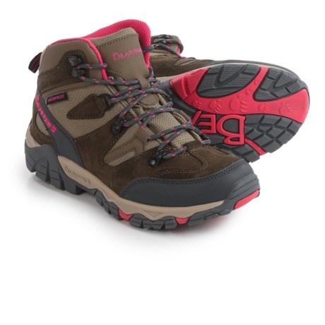 Bearpaw Corsica Hiking Boots - Waterproof (For Women) in Tan