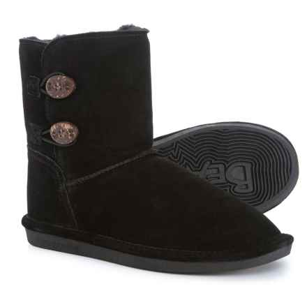 Bearpaw Elena Boots (For Girls) in Black - Closeouts