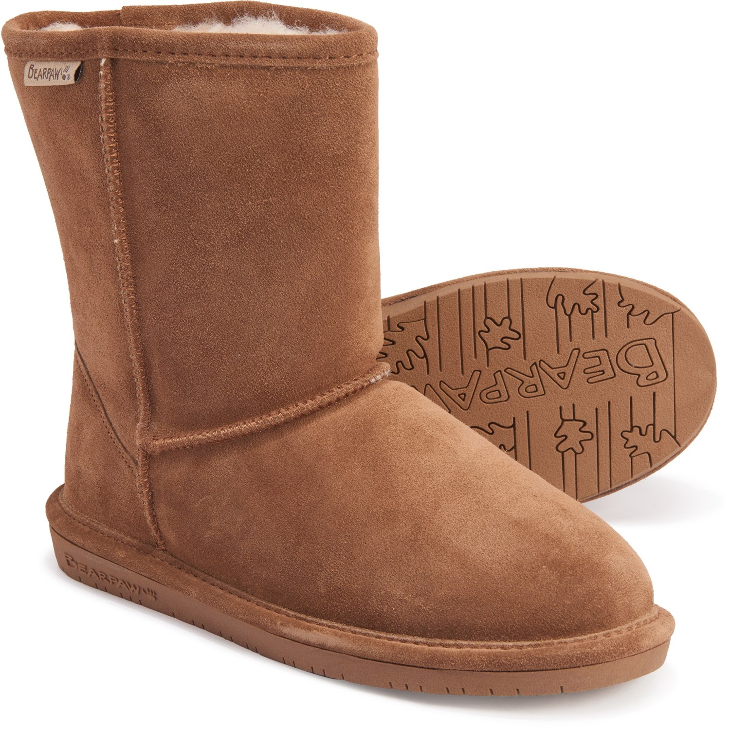 girls lined boots