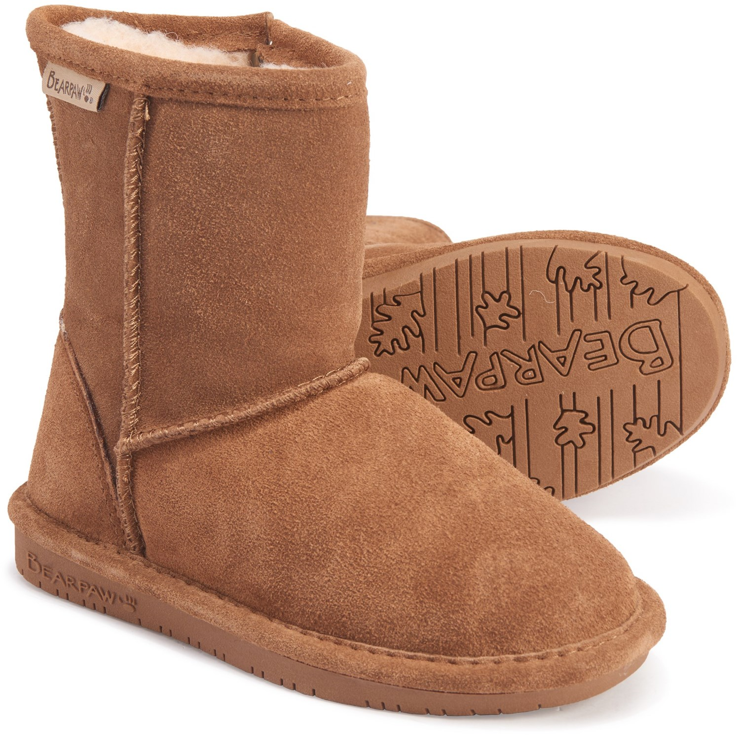 Bearpaw Emma Wool-Lined Boots (For