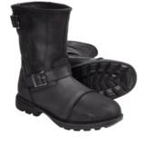 Bearpaw McKinley II Boots - Leather, Sheepskin-Wool Lining (For Men)
