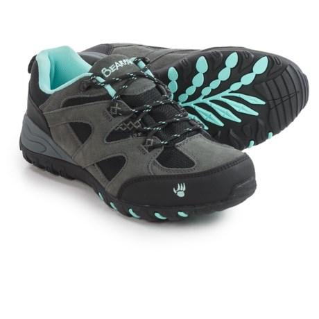 Bearpaw Rhoda Hiking Shoes - Suede (For Women)