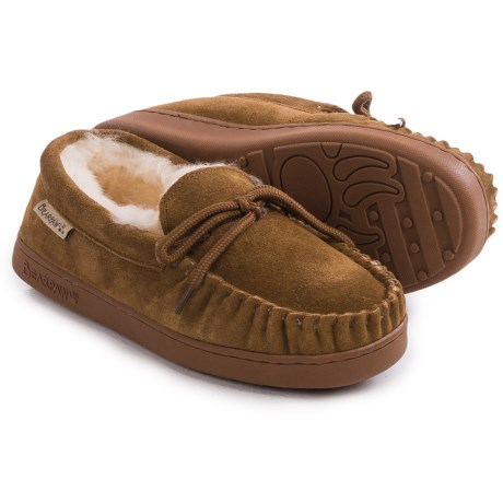 Bearpaw Sheepskin-Lined Moccasins (For Women)