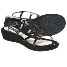 BeautiFeel Bonbon Sandals - Leather (For Women) in Black - Closeouts