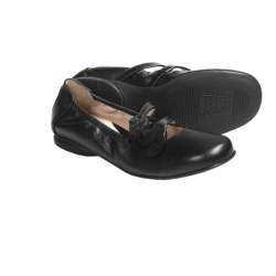 BeautiFeel Nika Leather Flats (For Women) in Black Combi