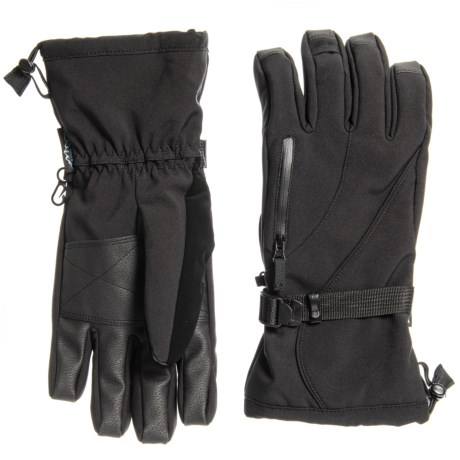 Image of Bec-Tech(R) C100 Soft Shell Gloves - Waterproof, Insulated (For Men)