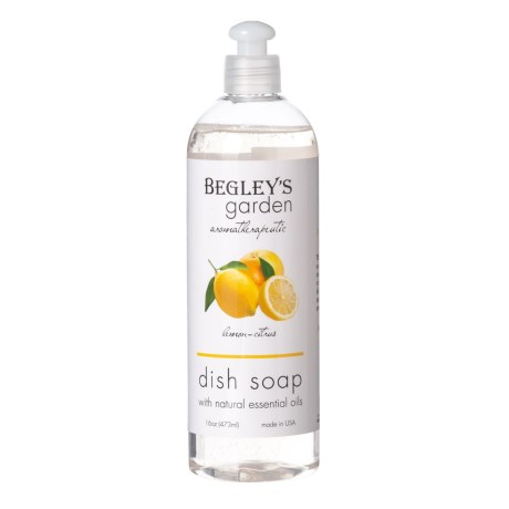Begley's Lemon Citrus Dish Soap - 16 oz. in Italian Lemon