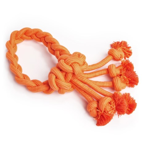 BeGood Rope Dog Toy in Knot