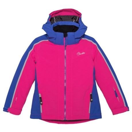 Image of Beguile Ski Jacket - Waterproof, Insulated (For Kids)
