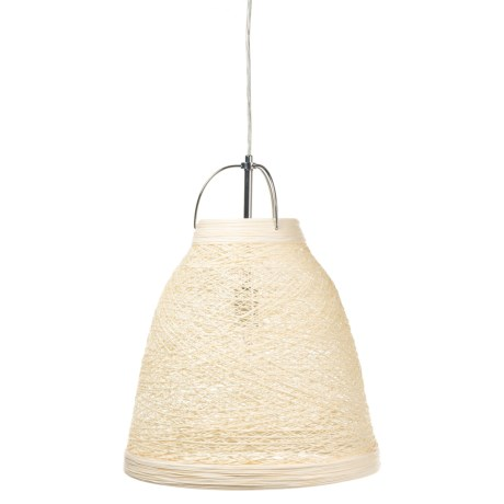 Belair lighting paper yarn chandelier save 50 belair lighting paper yarn chandelier in taupe aloadofball Image collections