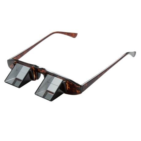 Belay Shades Rock Climbing Belay Glasses in Brown