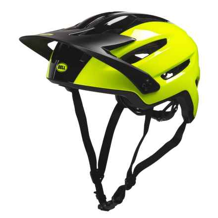 Bell 4Forty Mountain Bike Helmet (For Men and Women) in Matte/Gloss Retina Sear/Black - Closeouts