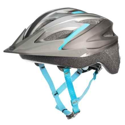 Bell Athena Bike Helmet (For Women) in Glacier Blue Vice - Closeouts