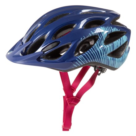 8d375a98c7018 Bell Coast Helmet (For Men and Women) in Gloss Navy Sky Fibers -