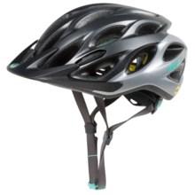 Bell Coast MIPS Bike Helmet (For Women) in Matte Gunmetal/Grey Repose - Closeouts