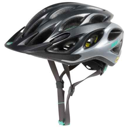 Bell Coast MIPS Bike Helmet (For Women) in Matte Gunmetal/Grey Repose - Closeouts