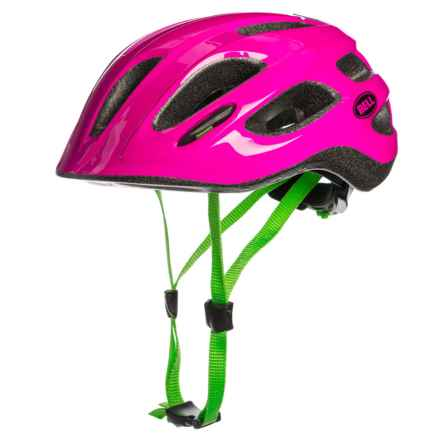 Bell Connect Bike Helmet (For Little Kids) in Pink - Closeouts